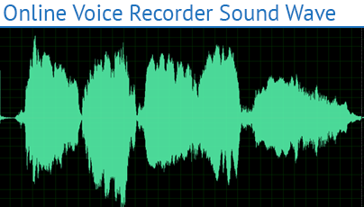 Online Voice Recorder Sound Wave