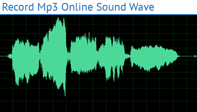 REcord Mp3 Online Sound Wave